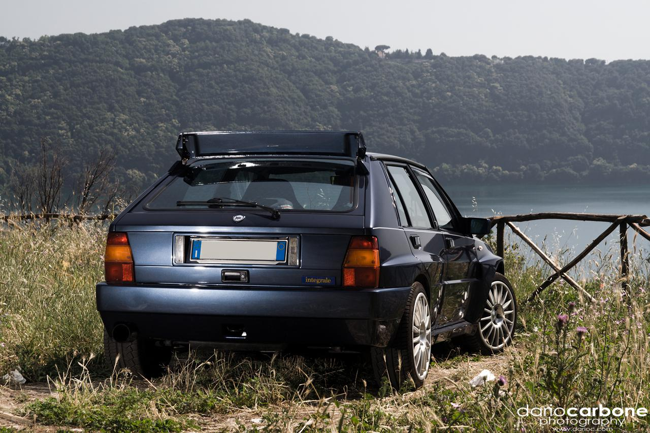 Integrale Evo 1993 Lancia